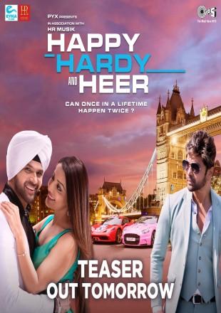 Happy Hardy And Heer 2020 Hindi Movie Download || HDRip 720p