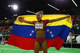 Yulimar Rojas, estableció la mejor marca mundial del año en la disciplina de Triple Salto
