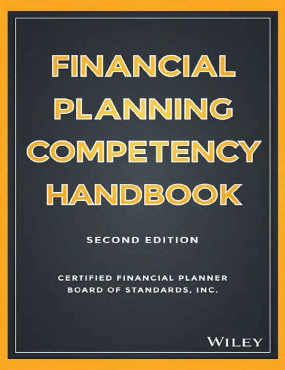 Financial Planning Competency Handbook, Second Edition