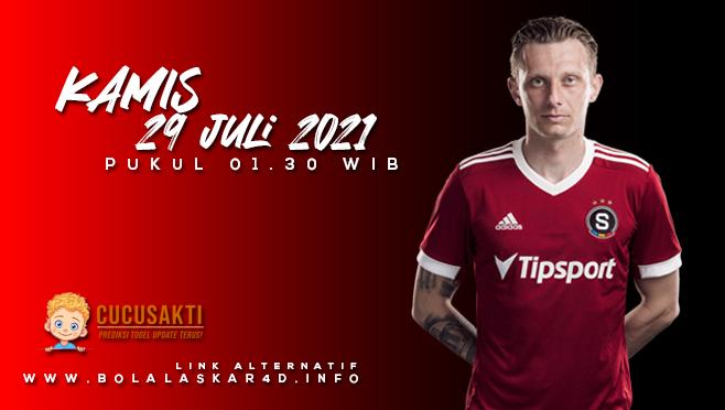 Prediksi Bola Sparta Prague Vs Rapid Wien Kamis  29 Juli 2021