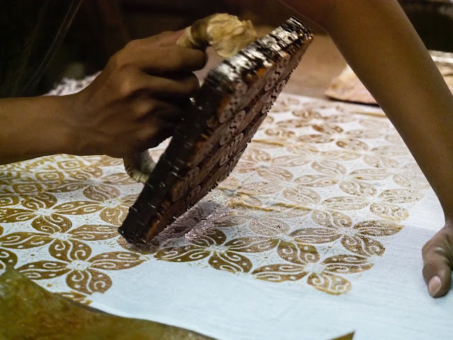 Beberapa Macam Motif Batik Khas Indonesia