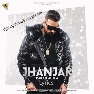 karan-aujla-new-jhanjar-song-lyrics