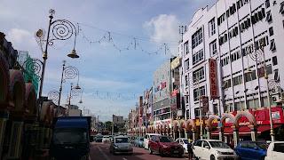 Brickfields Little India Kuala Lumpur