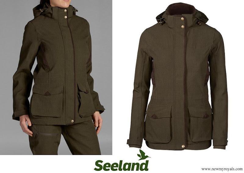 Kate Middleton wore Seeland Woodcock Advanced Jacket