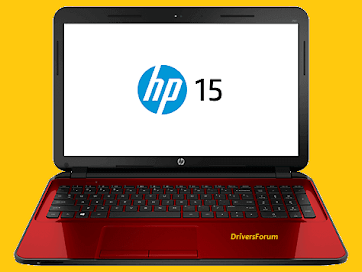 HP 15 Notebook PC Graphics Drivers