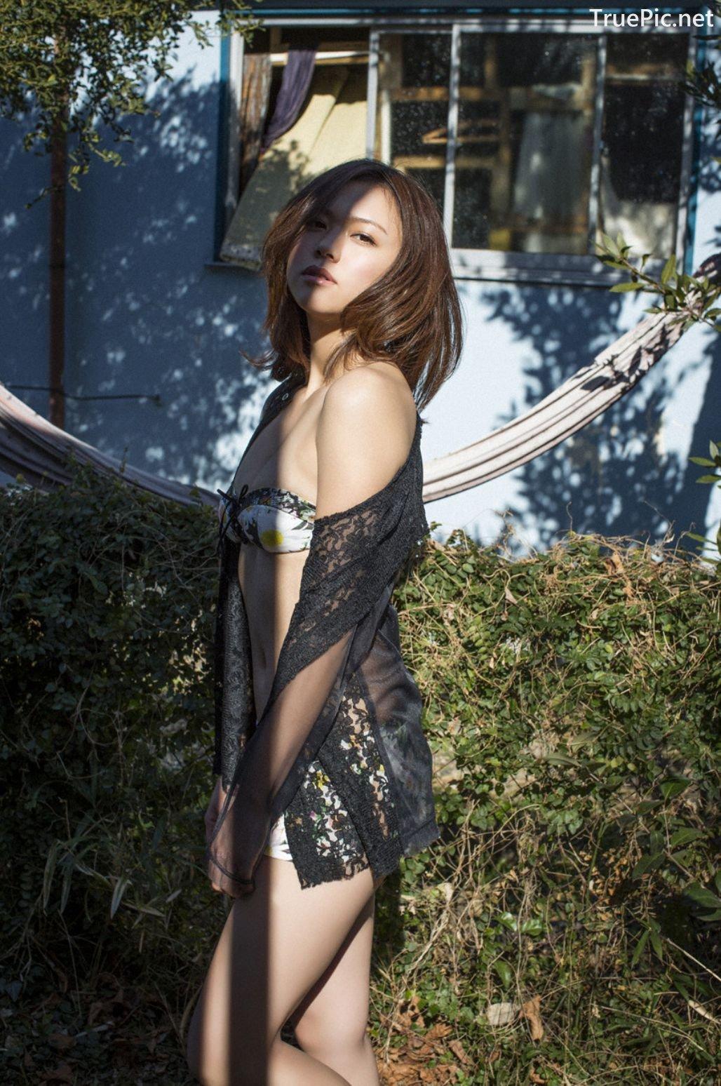 Image-Japanese-Actress-And-Model-Yuka-Konan-Hot-Beauty-Of-Angel-TruePic.net- Picture-1