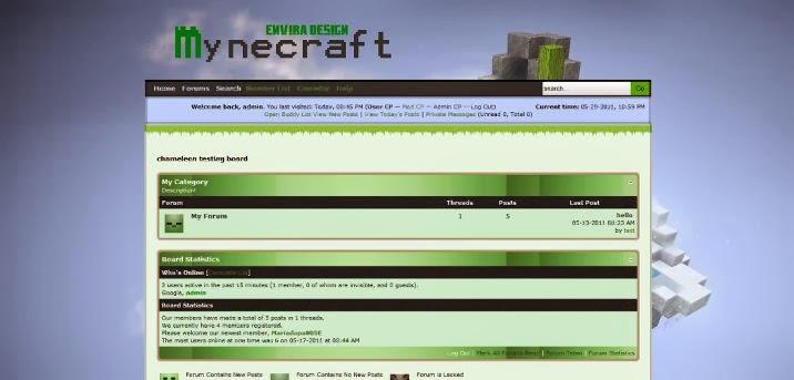 Mynecraft