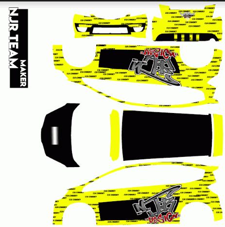 Download Livery Honda Jazz Bussid Mod Shd Keren Dan Terbaru