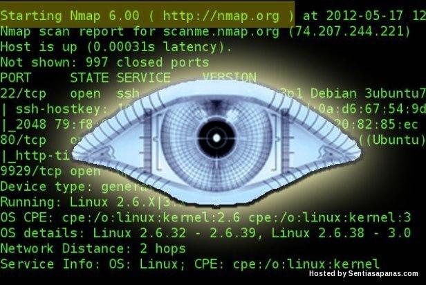 Hacker - NMAP