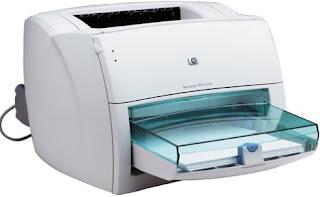 HP LaserJet 1000 Printer Driver Download