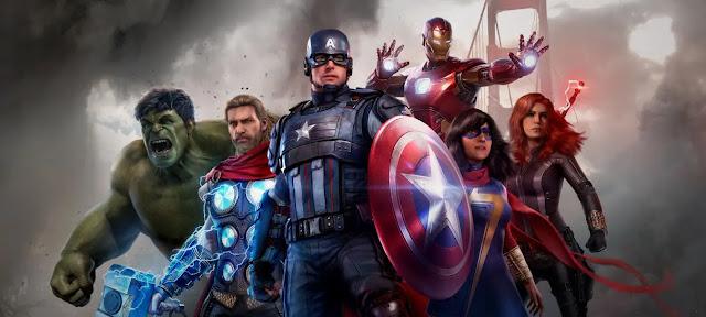 Análise Crítica – Marvel's Avengers