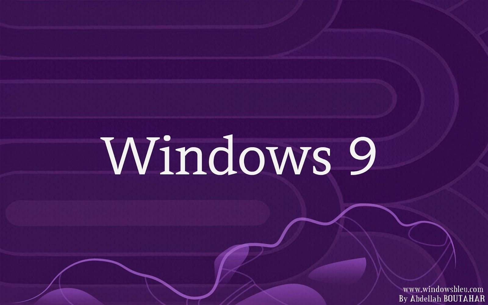 Windows 9 Wallpaper