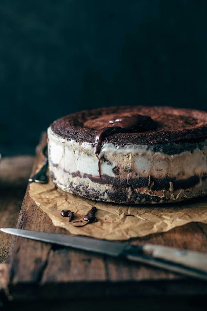 Browníe íce Cream Cake Recípe