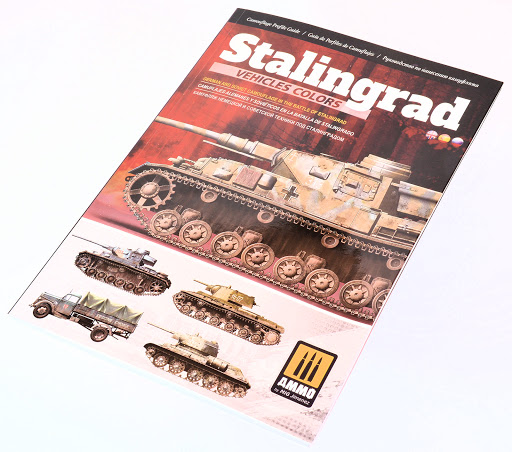 Read n' Reviewed: Stalingrad Vehicles Colors from AMMO