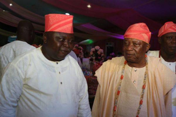 Obasanjo's son weds daughter of 'Baba Ijebu'