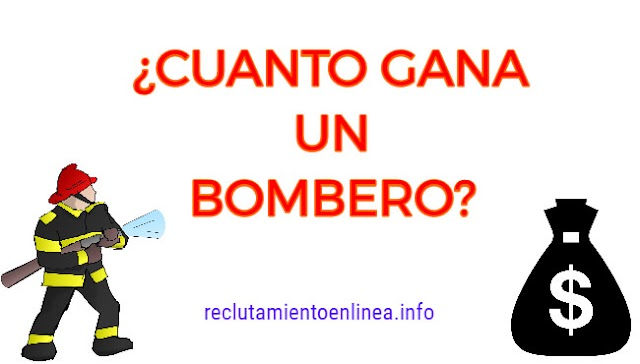ᐅ Cuanto gana un Bombero en Ecuador