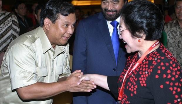 Belajar Dari Perjanjian Batu Tulis, Prabowo Diminta Tetap Hati-hati Dengan Megawati
