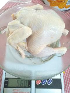 Ayam Segar Utuh