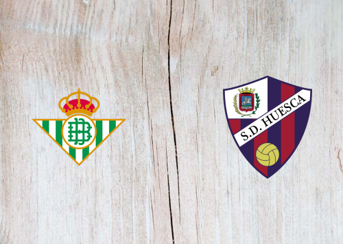 Real Betis vs Huesca -Highlights 16 May 2021