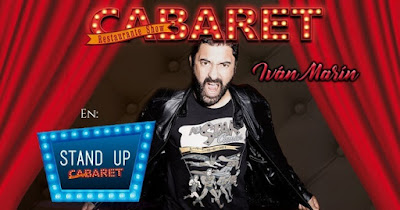 Stand Up Cabaret con Iván Marín