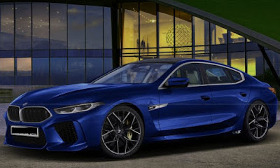 2020 BMW M8 Gran coupe review: large power, small niche