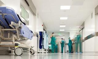 29 οι ασθενείς νοσηλεύονται στην κλινική COVID 19 του Νοσοκομείου