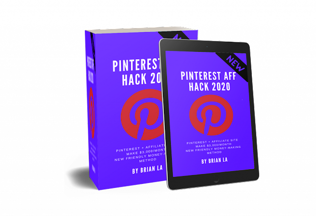 [GIVEAWAY] Pinterest Aff Hack 2020 [Pinterest +Affiliate Site to $3,000/month]
