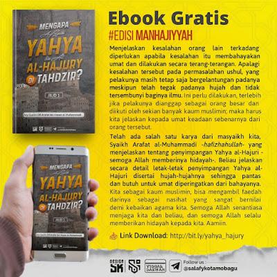 ebook mengapa yahya al hajuri di tahdzir