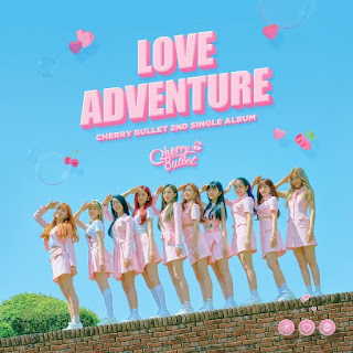 [Single] Cherry Bullet - 2nd Single Album LOVE ADVENTURE (MP3) m4a 320kbps
