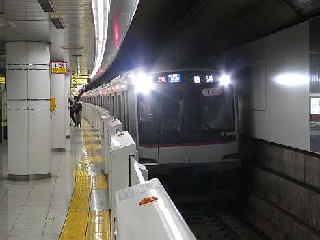 【悲報】副都心線の横浜行きが削減される