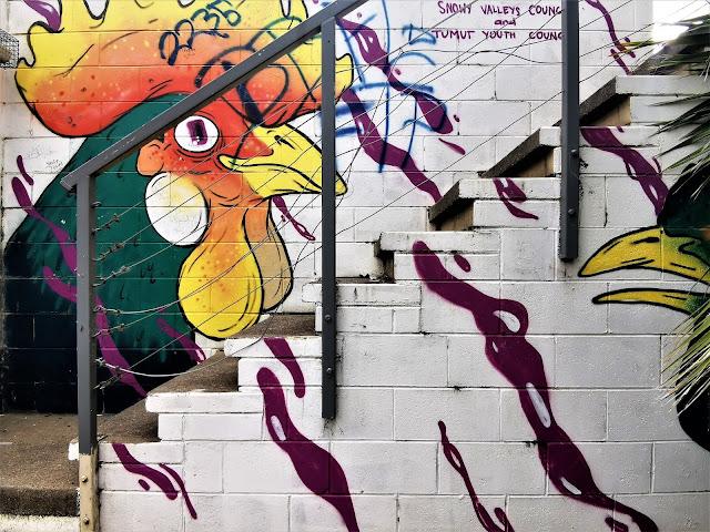 Tumut Street Art   HoulArt