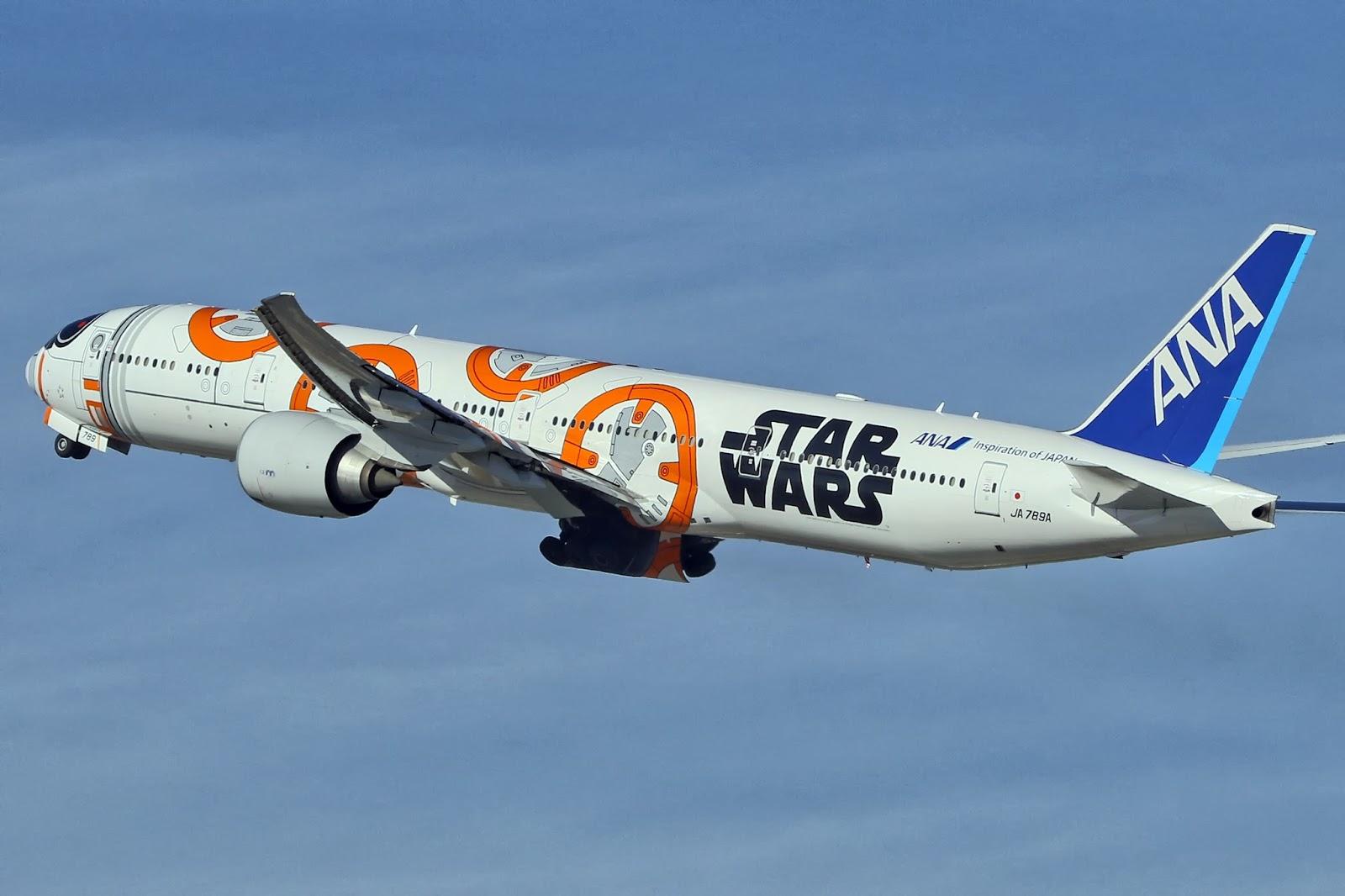 Aero Pacific Flightlines: 2017
