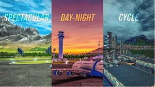 Flight Sim 2018 Mod Apk+Data