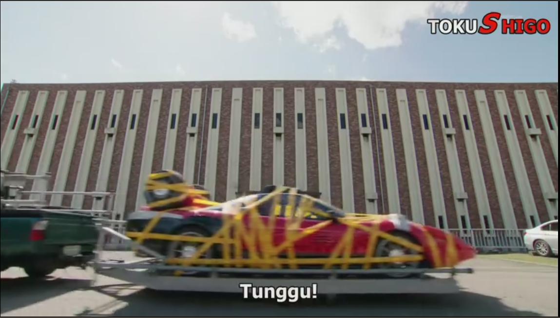 Kamen Rider Drive Episode 27 Subtitle Indonesia | TokuShigo Subs