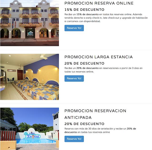 http://www.hotelxestal.com.mx/promociones