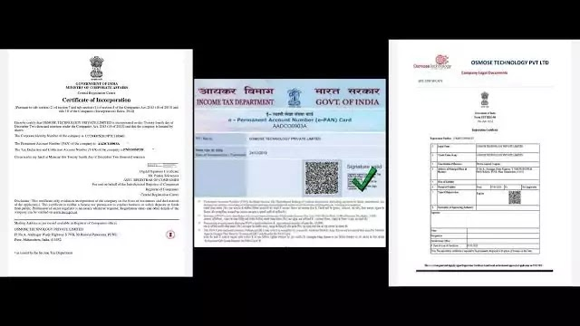 Osmose Technology Documents