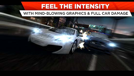 NFS Most Wanted Mod Apk Android