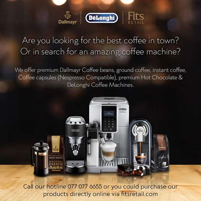 FITS Retail - Premium Coffee & Coffee Machines