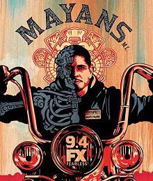 Sinopsis pemain genre Serial Mayans M.C. (2018)