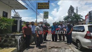 Dianggap Melecehkan Warga Desa Juhar, 4 Kades Laporkan 'Tentera Langit' ke Polres Karo
