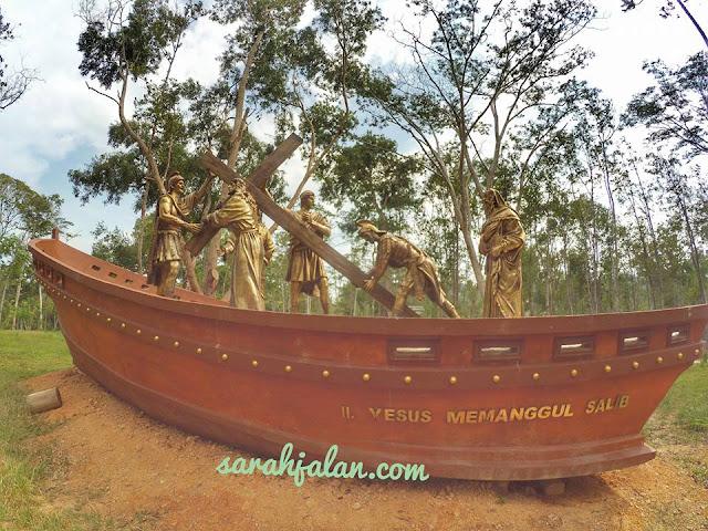 Ex Camp Vietnam Pulau Galang