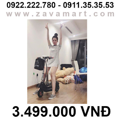 Nên mua xe điện mini E-scooter ở đâu?