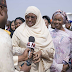 Photogist: Aisha Buhari Arrives Nigeria From Saudi Arabia