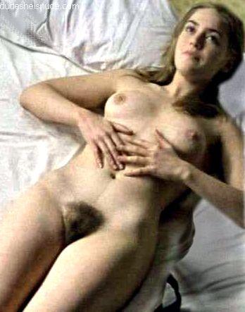 Hairy suzanna hamilton 1984 nude celebrity 2