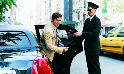 Professional chauffeurs in Boston Airport Transportation