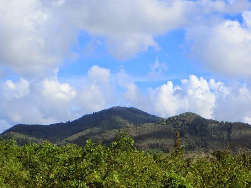 Горы Таиланд