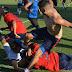 Batalla campal en Copa Liga Cultural. MIRA EL VIDEO