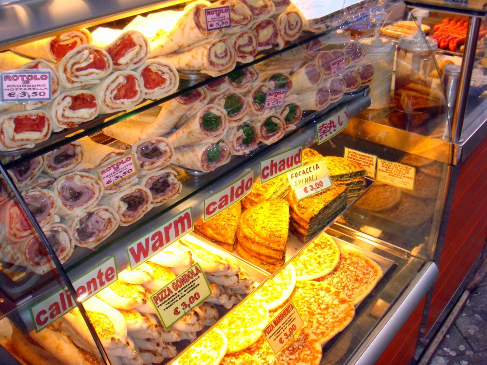 culinaria veneza italia