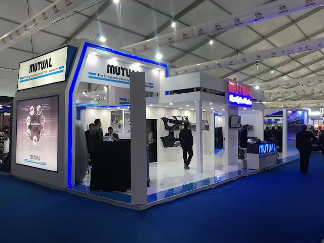 booth designer in auto expo