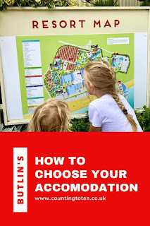 How to choose your Butlin's accomodation